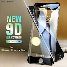 Case Trade <b>9D</b> Anti Scratch Curved 9H Tempered <b>Glass</b> Full <b>Screen</b> ...