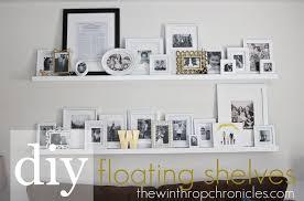 room wall diy floating