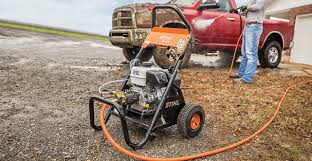 Real Dirty. STIHL Clean. Introducing the <b>New</b> STIHL Petrol Powered ...