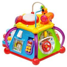 Развивающая <b>игрушка Huile Toys</b> Happy Small World 806 - купить ...