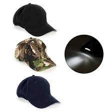 Unisex <b>Hat</b> Adjustable Night Baseball <b>Running Sports Fishing</b> Cap ...