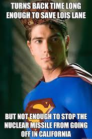 Scumbag Superman memes   quickmeme via Relatably.com