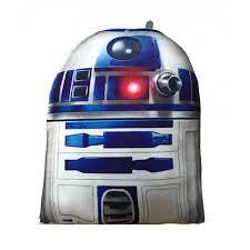 <b>Star Wars Игрушка</b>-мини подушка <b>R2-D2</b> 20 см - Акушерство.Ru