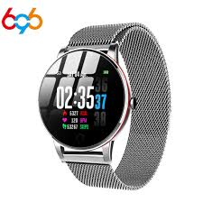 Worldwide delivery mens waterproof <b>smart watch</b> with metal bracelet ...