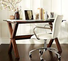 ava wood desk potterybarn 399 glass topped but base painted awesome home office furniture john schultz