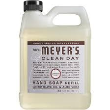 Mrs. Meyer's Lavender Liquid <b>Hand Soap Refill</b>
