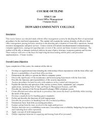 front office manager resume example 4 ilivearticles info front office manager resume example 4