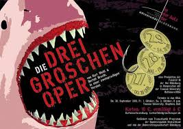 Dreigroschenoper Plakat