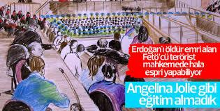 Erdoğan'a suikast girişimi davası devam ediyor