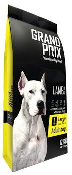 <b>Корм</b> для собак <b>GRAND</b> PRIX (12 кг) Large Adult ягненок — купить ...