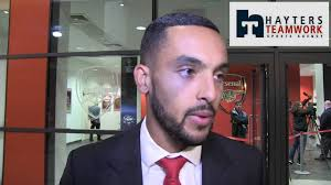 theo walcott on playing at a different level post arsenal basel theo walcott on playing at a different level post arsenal basel interview video