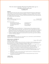 Resume For Entry Level Job Resume For Your Job Application