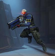 Résultats de recherche d'images pour «overwatch soldier 76»