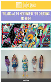 LuLaRoe Villains and The Nightmare Before Christmas Prints Are ...