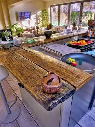 kitchen worktops ideas worktop full:  reclaimed wood rustic countertop ideas