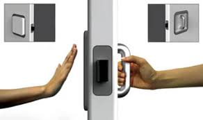 Unique Push Door Handles In Out Is An Elegant Albeit Expensive For Concept Ideas