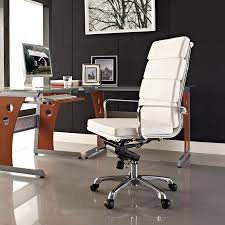 cool office chairs 2016 with white elegant design plans and silver metal simple armrest idea plus hydraulic sets captivating design home office desk