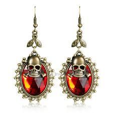 Dropshipping for <b>Gothic Halloween</b> Skull <b>Faux Crystal</b> Women Hook ...
