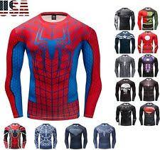 <b>Compression</b> Shirt In <b>Men's T</b>-<b>Shirts</b> for sale   eBay