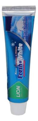 LION <b>зубная паста отбеливающая супер</b> прохладная мята fresh ...