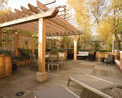 227 best Outdoor Screenings images on Pinterest   Architecture likewise Best 25  Garden trellis ideas on Pinterest   Trellis ideas besides  also  additionally Large Easy Raised Deck w  Trellis   Project Plan 90003   Deck also  besides Deck designs pictures porch modern with indoor outdoor outdoor likewise 27 best Pergola images on Pinterest   Pergola ideas  Backyard also  besides  besides Multi level deck with a pergola  Only problem I can see is that as. on deck designs outdoor trellis