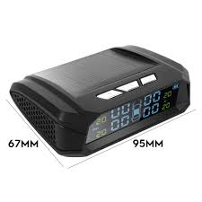 Vehemo <b>Tire Pressure</b> Monitoring System <b>Car Security</b> 5V USB ...