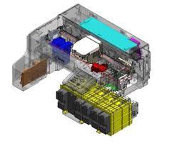 <b>Ricoh</b> Compact Inkjet Modules