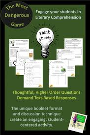 most dangerous game essay questions the most dangerous game essay questions