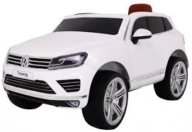 <b>Детский электромобиль Dake VW</b> Touareg White 12V 2.4G - F666 ...