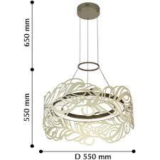 Подвесной светодиодный <b>светильник Favourite</b> Feather <b>2353</b>-<b>5P</b> ...