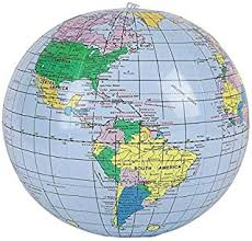 inflatable globe - Amazon.com