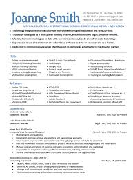resume tips idtms emdt joanne smith pg 1