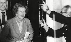 How Margaret Thatcher was nearly brought down by Westland ...