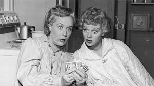 Image result for vivian vance and lucille ball