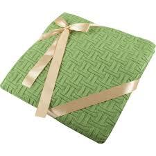 Дорожный <b>плед Basket</b>, зелёный (teplo 1397.90) | Купить в ...