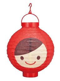 <b>cute</b> Little Red Riding Hood paper <b>LED lantern</b> Otogicco 1 | Red ...