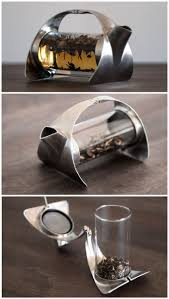 SORAPOT a simple, minimalist teapot made from <b>stainless steel</b> and ...