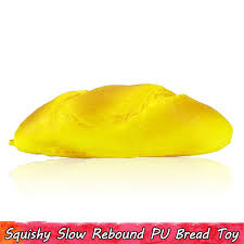 Bread <b>Squishy Toy Slow Rising</b> Squishies Food Squeeze Toys For ...
