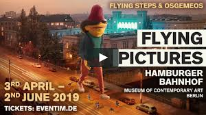 <b>Flying Pictures</b> at Hamburger Bahnhof 2019 on Vimeo