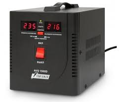 <b>Стабилизатор напряжения Powerman AVS</b> 1500 D Black 6028663 ...