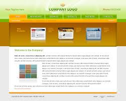 adobe photoshop website templates home page layout of home page layout of website template 009 quality brown and green website template web