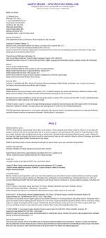federal resume format federal job resume sample resume applying ampinzz ipnodns ru resume applying for federal job of the federal style resume with resume federal resume sample