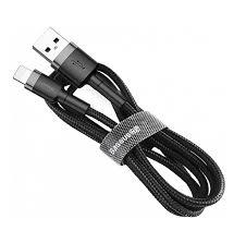 <b>Кабель Baseus Cafule</b> cable USB for Lightning 2A 100см – Nice Case