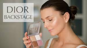 DIOR BACKSTAGE. <b>Палетка хайлайтеров</b> Glow Face Palette ...