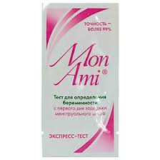 <b>Тест на беременность Мон</b> Ами, 1 шт. - купить, цена и отзывы ...