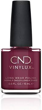 <b>CND Vinylux</b> Long Wear <b>Nail Polish</b> (No Lamp Required), 15 ml ...