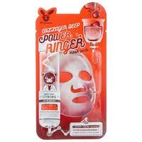 Elizavecca <b>Омолаживающая тканевая маска</b> с коллагеном ...