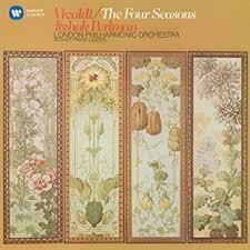 <b>Itzhak Perlman</b> - <b>Vivaldi</b>: The Four Seasons - Amazon.com Music
