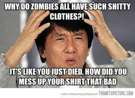 Prepper images and Meme's : Funny zombie meme via Relatably.com