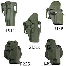 <b>Tactical</b> Training Hunting Left <b>Right hand</b> gun Holster For Glock 17 ...